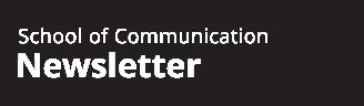School of Communication Alumni Newsletter