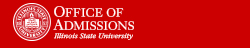 Office of Admissions at Illinois State University