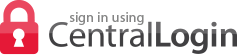 Sign In Using CentralLogin